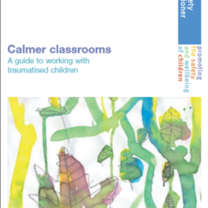 Calmer Classrooms - A guide to working with traumatised children.pdf
