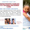 Chapter Chat: Strengthening Families with a Trauma-Informed Approach