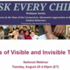 Miss Kendra Programs - Helping Kids with Fears of the Visible and Invisible