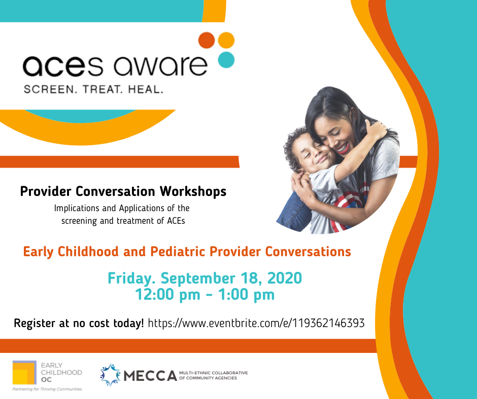 Early Childhood and Pediatric Provider Conversations