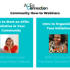 Intro to Organizing an ACEs Initiative