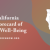Available Now: 2020-21 California County Scorecard of Children's Well-Being