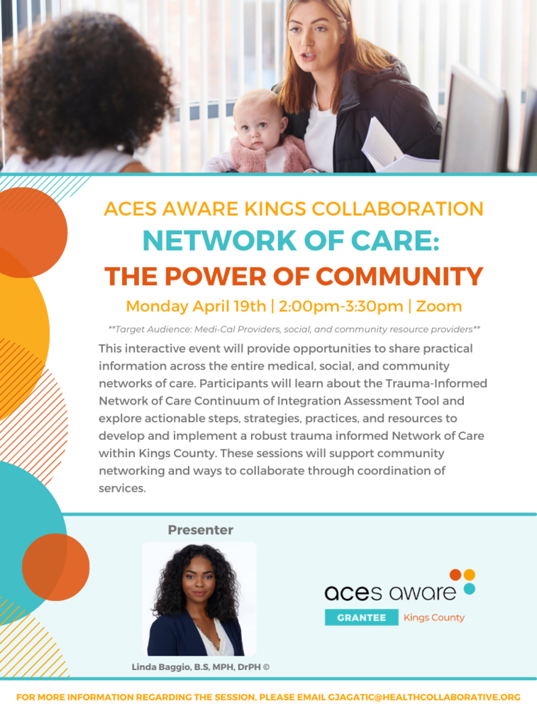 Network of Care:  The Power of You