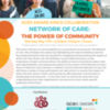 Network of Care:  The Power of Community