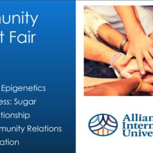 Community Impact Fair 2020 PowerPoint