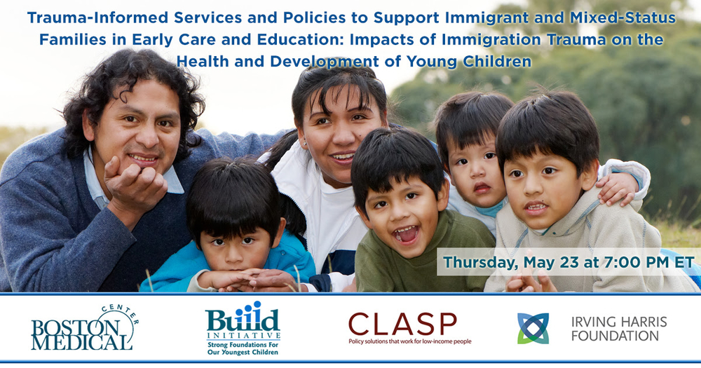 Webinar: Immigration and Trauma