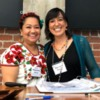 CHARM_Alejandra and Me: Alejandra Aguilar and Marcella Maggio at Essentials for Childhood Initiative's Convening