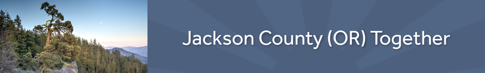 Jackson County Oregon Together baner