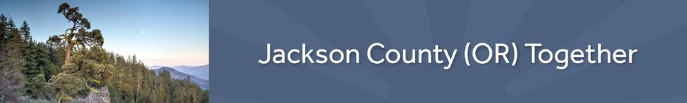 Jackson County Oregon Together baner