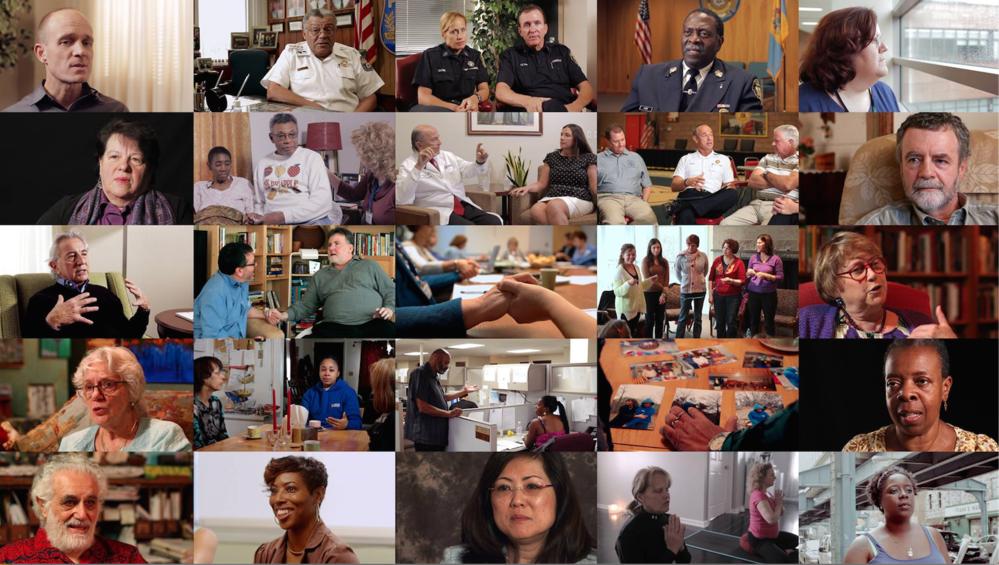 Portraits of Professional Caregivers Screening