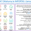 Are You OK Poster - Spanish: Image to share on social media