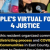 People's Virtual Forum for Justice (East County Justice Coalition)