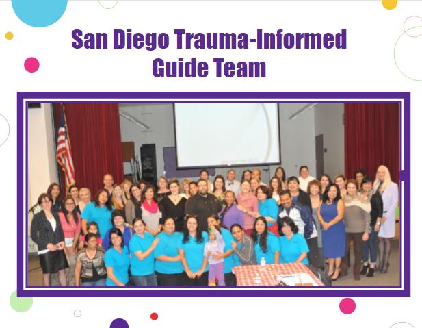 San Diego Trauma Informed Guide Team