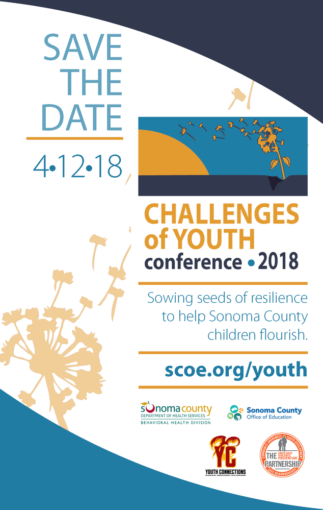 Challenges of Youth Conference April 12, 2018 at Sonoma