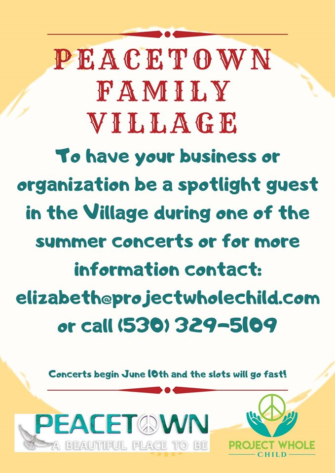 Peacetown Family Village
