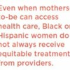 SCAC MCH equitable treatment quote