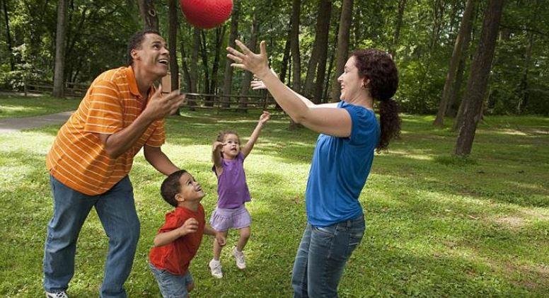 Power of Play for Family Strengthening