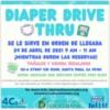 Diaper Drive Thru in Spanish