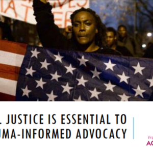 Racial Justice is Essential to Trauma-Informed Advocacy (57 pages) Virginia Action Alliance.pdf