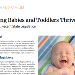 Helping Babies and Toddlers Thrive - A Look at Recent Legislation (5-pages).pdf