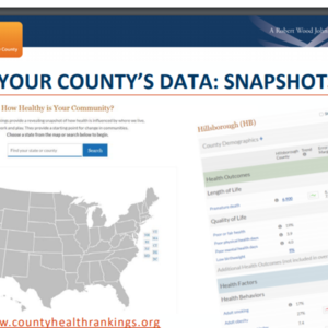 County Health Rankings Roadmap - RWJF and University of Wisconsin Population Health Institute (29 pages).pdf