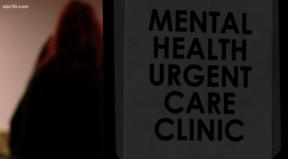 Sacramento Co Opens First Mental Health Urgent Care Clinic Abc10