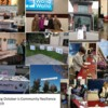 photo collage of October events: Resilience is a verb!
